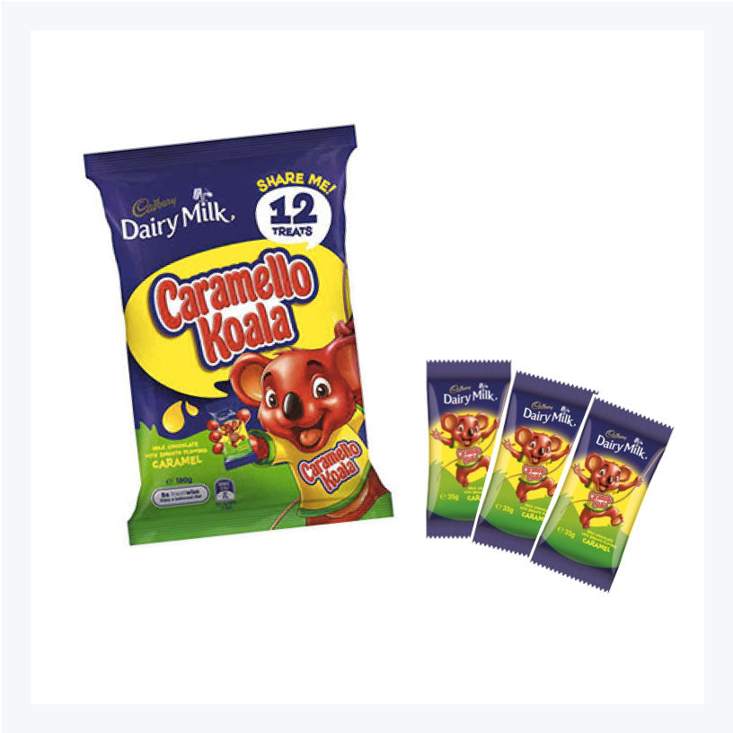 Caramello-Koala-chocolate-overseas-Treat-Pack
