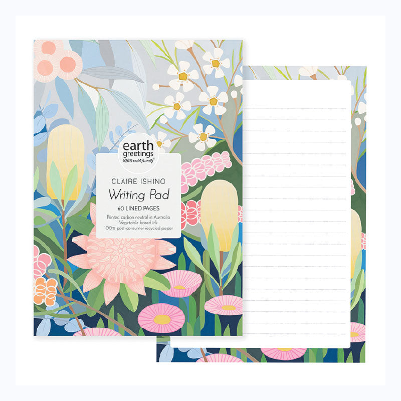 A5 writing pad - all kinds of wonder