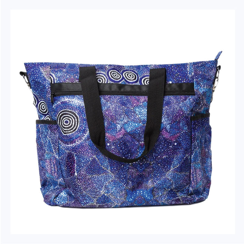 Aboriginal-Design-Bag-Alma-Granites-Alperstein-Designs