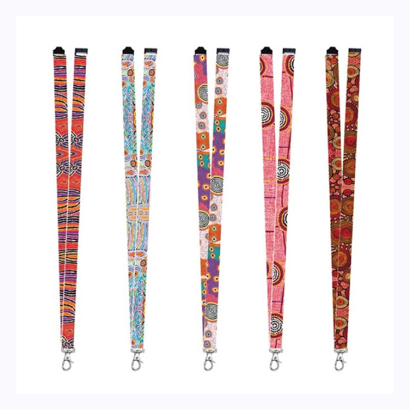 Aboriginal-Lanyard-for-conferences-and-events