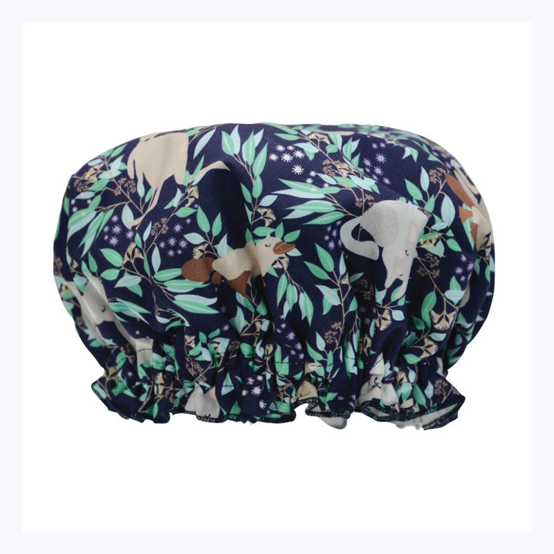 aussie animals shower cap australian gift
