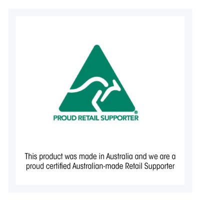 Proud Retail Supporter Green And White