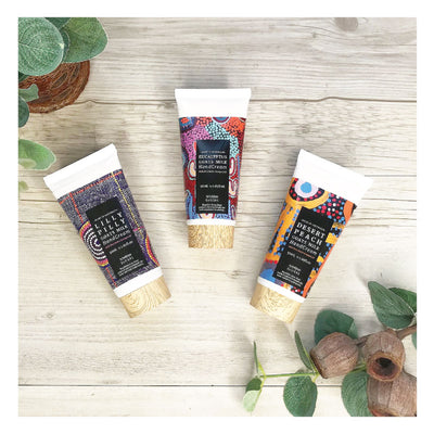 Aboriginal Hand Cream Gift Set