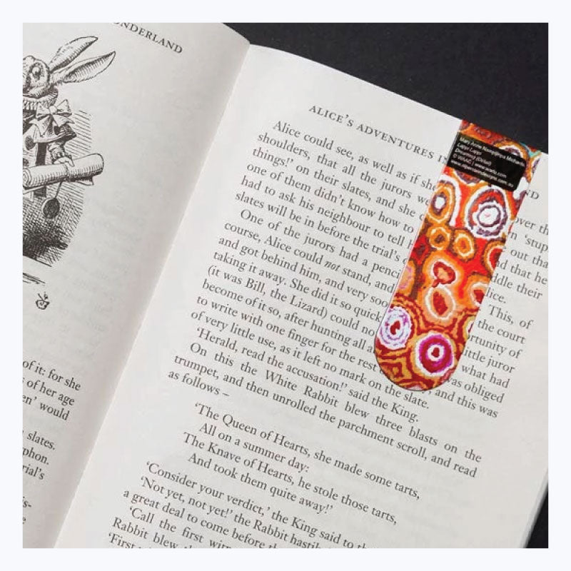 Bookmark-Magnet-Aboriginal-Design
