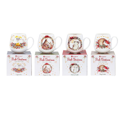 Bush-Christmas-Collection-Mugs