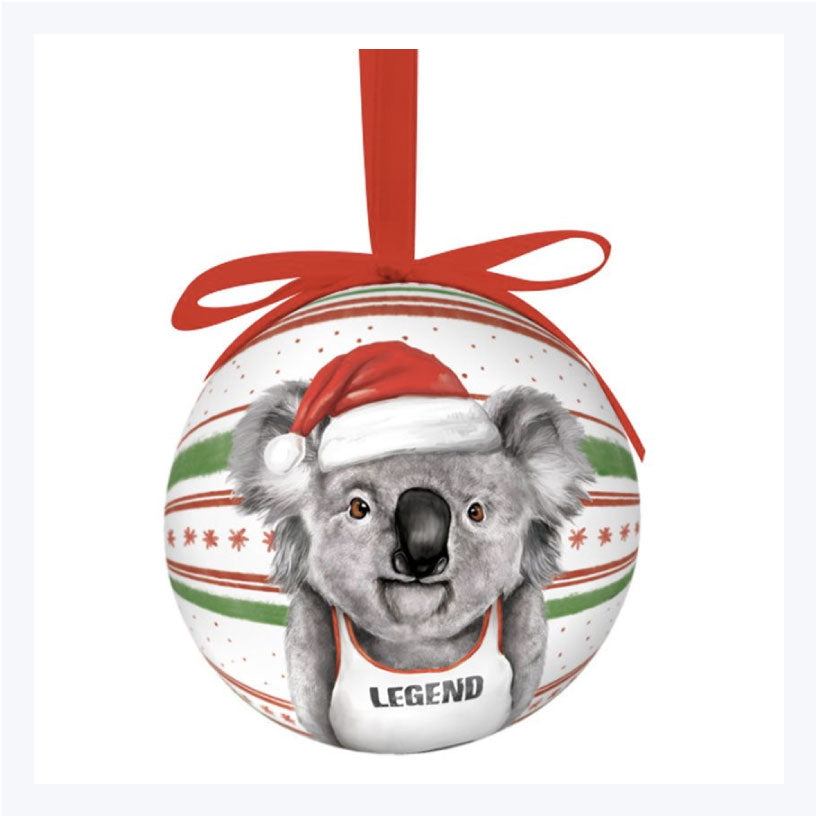 Christmas-Bauble-Koala-Legend