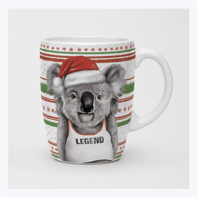 Christmas Mug – Koala Legend