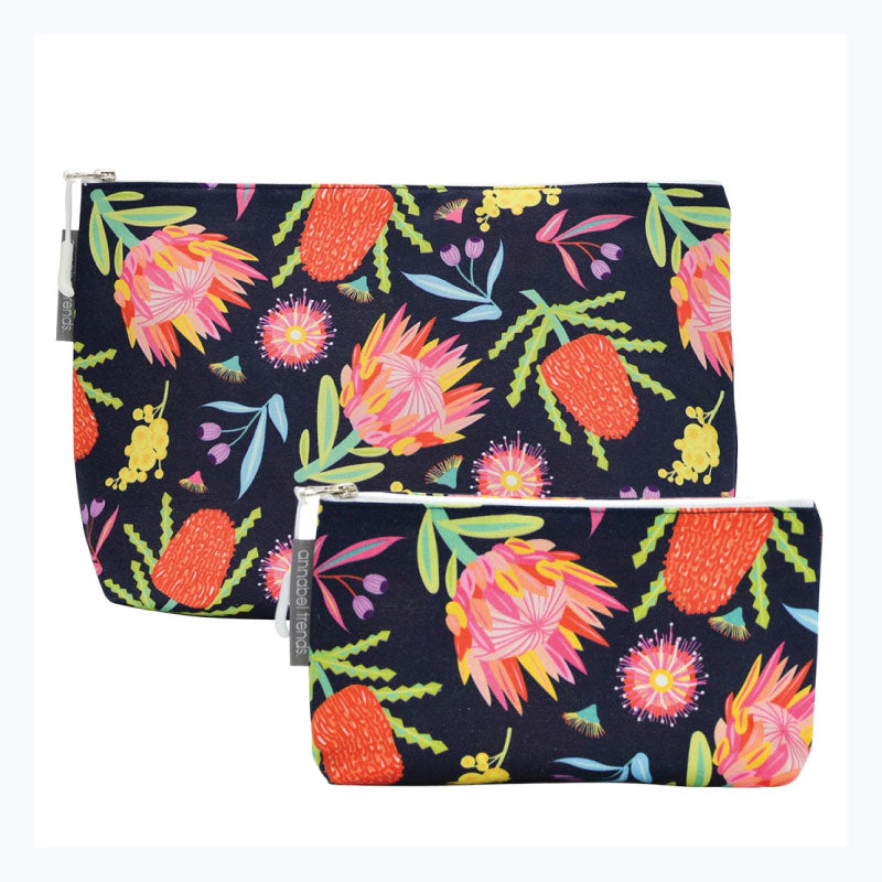 cosmetic bag aussie flora