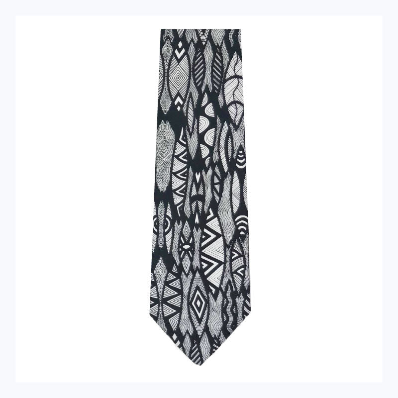 Aboriginal Silk Ties