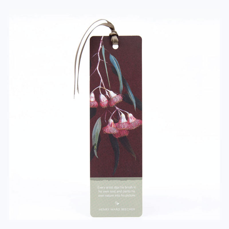 Flowering-Gum-bookmark