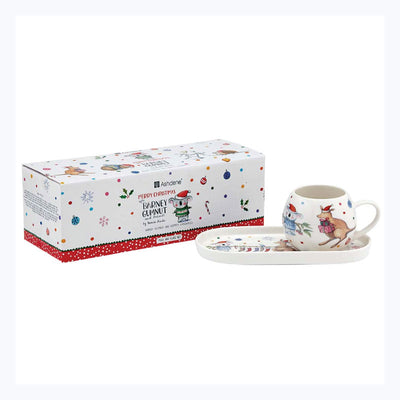 Hoppity-Kangaroo-Christmas-mug-and-tray-set-gift-box
