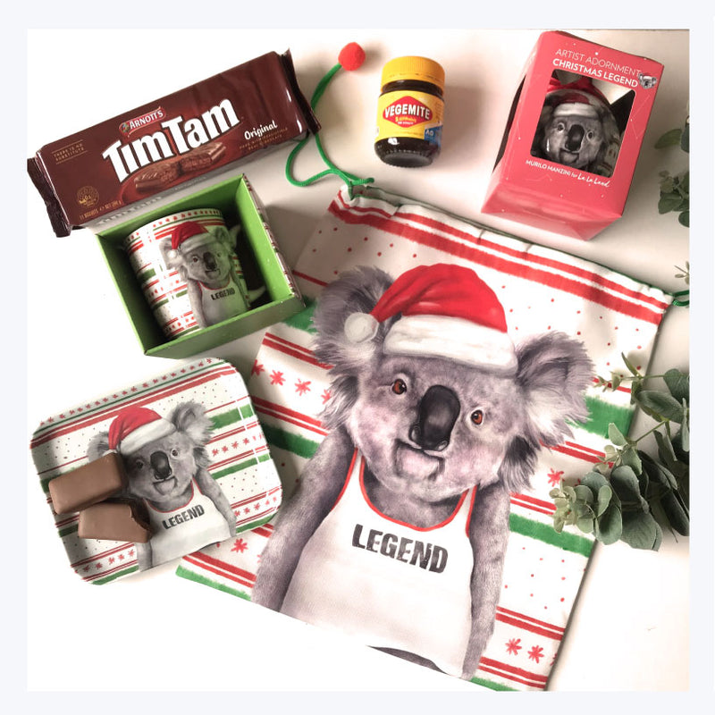 Koala Legend Gift Set