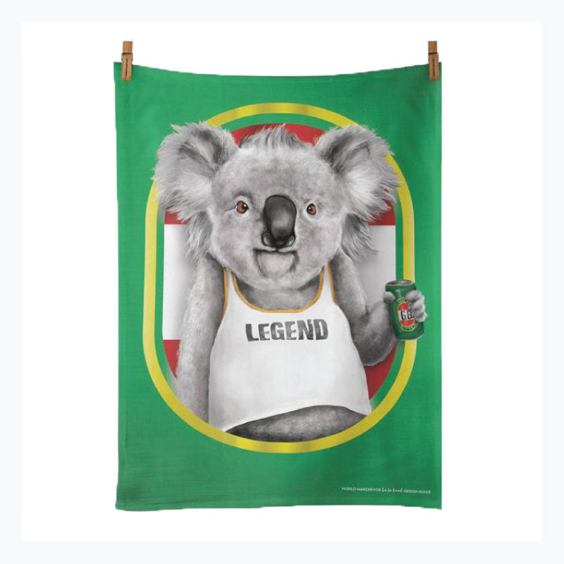 Koala-Legend-Tea-Towel