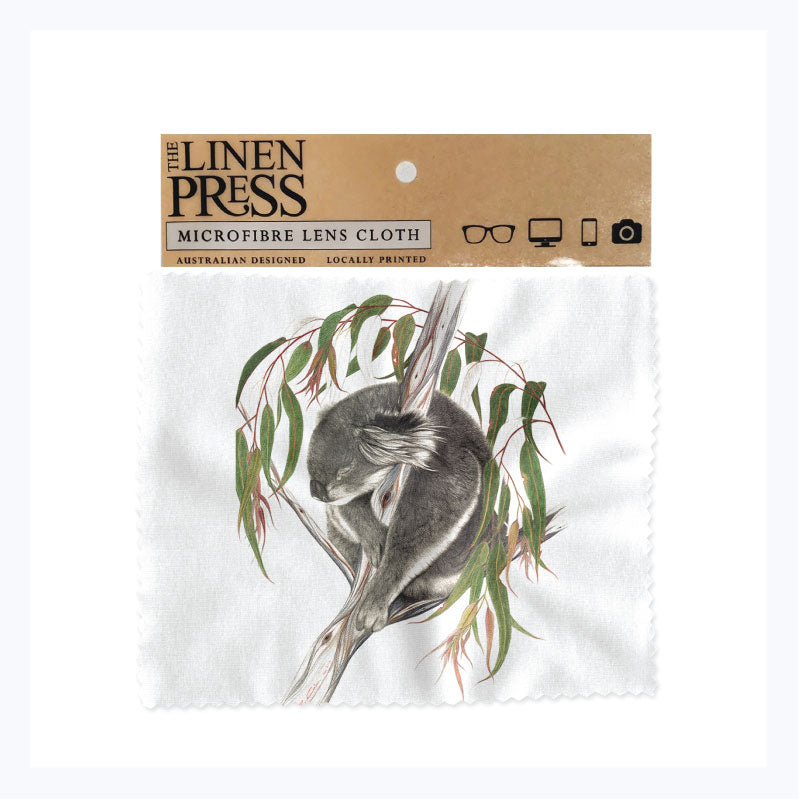 Lens-Cloth-Koala-gum-tree-linen-press