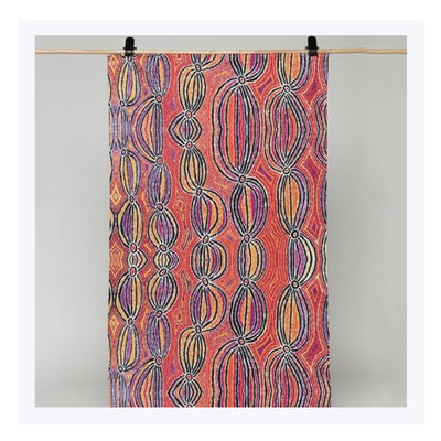 Liddy-Walker-Tea-Towel-aboriginal-design-