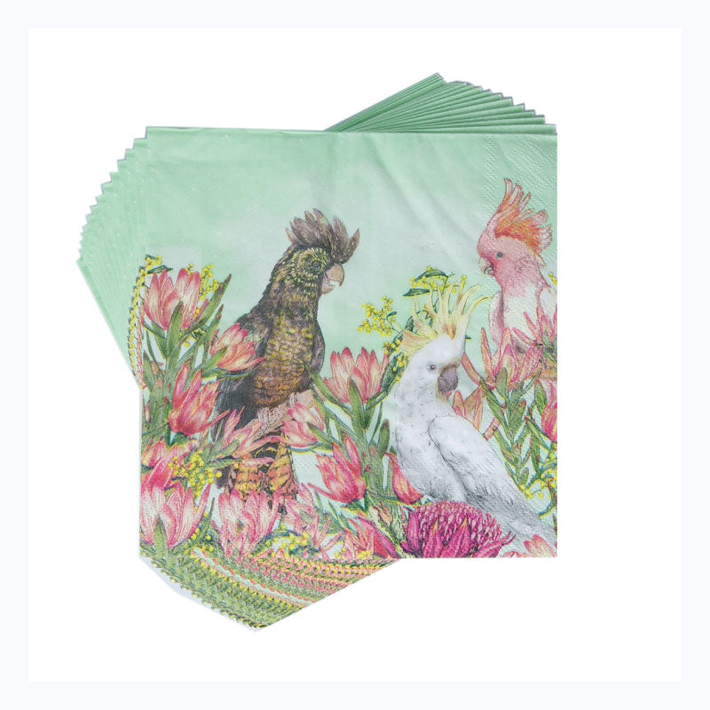 Napkins-Cockatoos-of-Australia