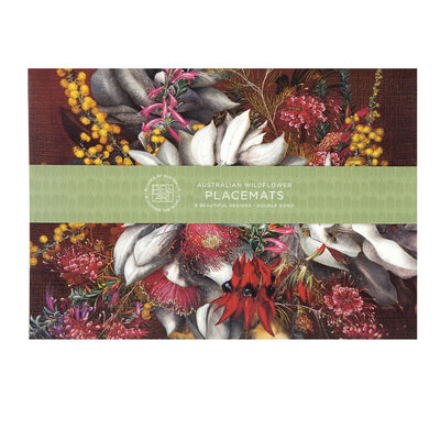 Placemats-Wildflowers-Bell-Art