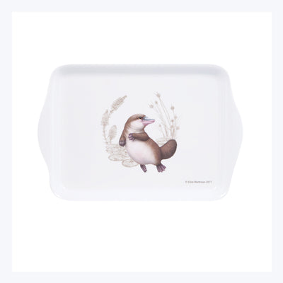 Platypus Tray Little Aussie Friends Baby Animals