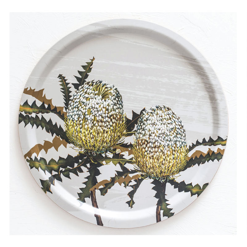 Banksia-Tray-Bell-Art
