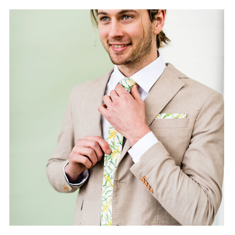 Wattle-Tie-Australian-Gifts-for-Men-Business