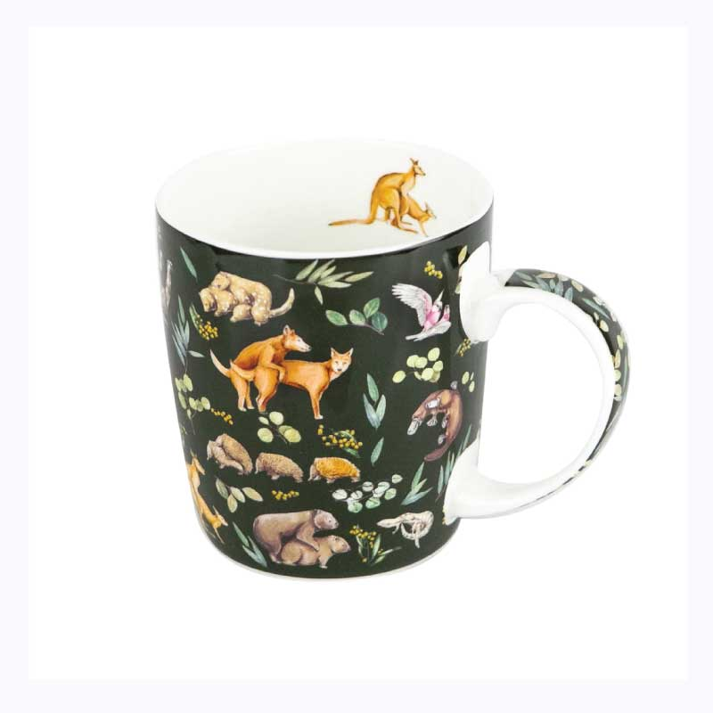 wild fur you australina coffee mug gift for him