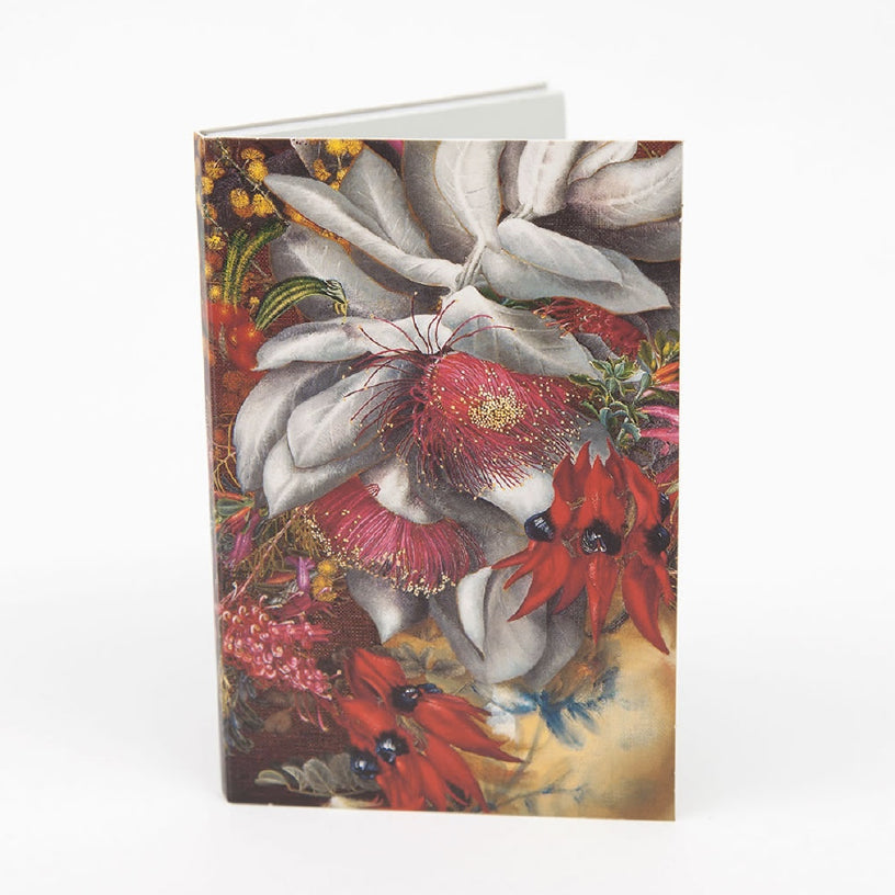 Wildflower-Crimson-Gold-Notepad