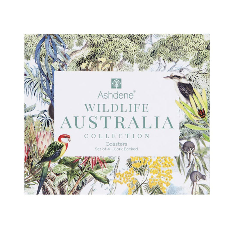 Wildlife-Australia-Coasters