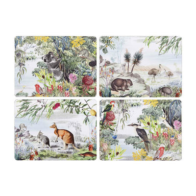 Wildlife-australia-Placemats
