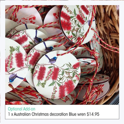 Aussie-Christmas-Decoration-Bue-Wren