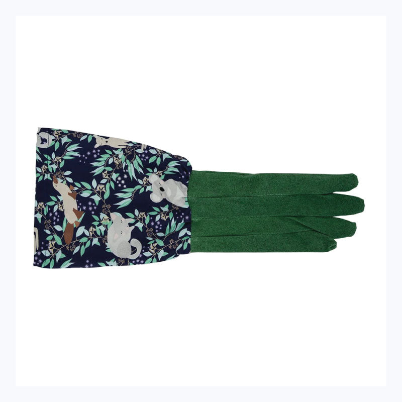 Long Sleeve Gardening Gloves - Aussie Animals