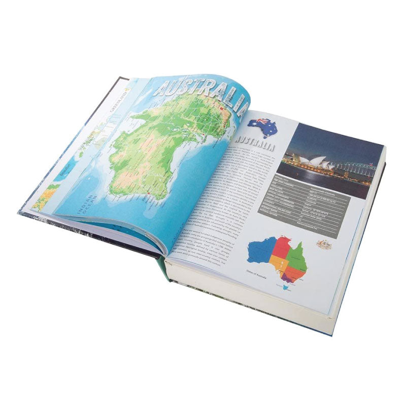 world puzzle book is gifts