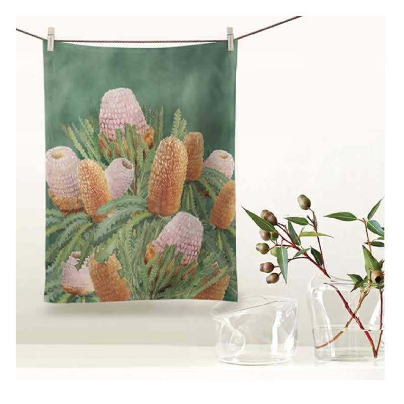 Native-Coastal-Flowers-Tea-Towel