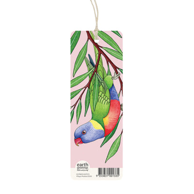 bookmark lorikeet australia