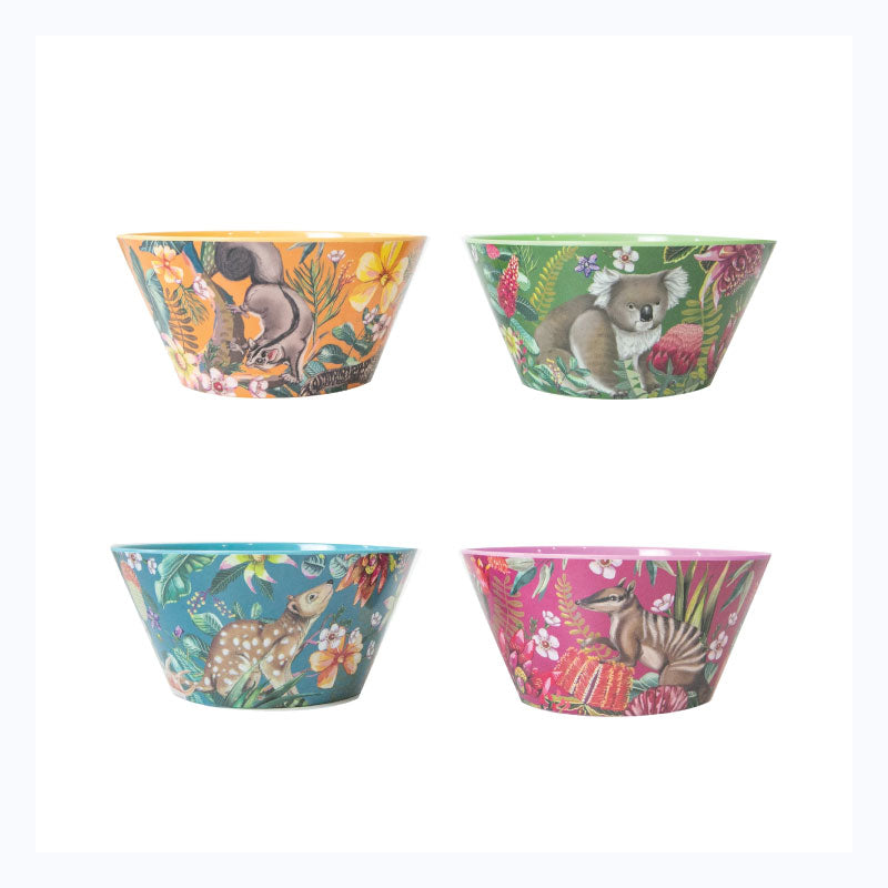 Bowl Set- Exotic Paradiso