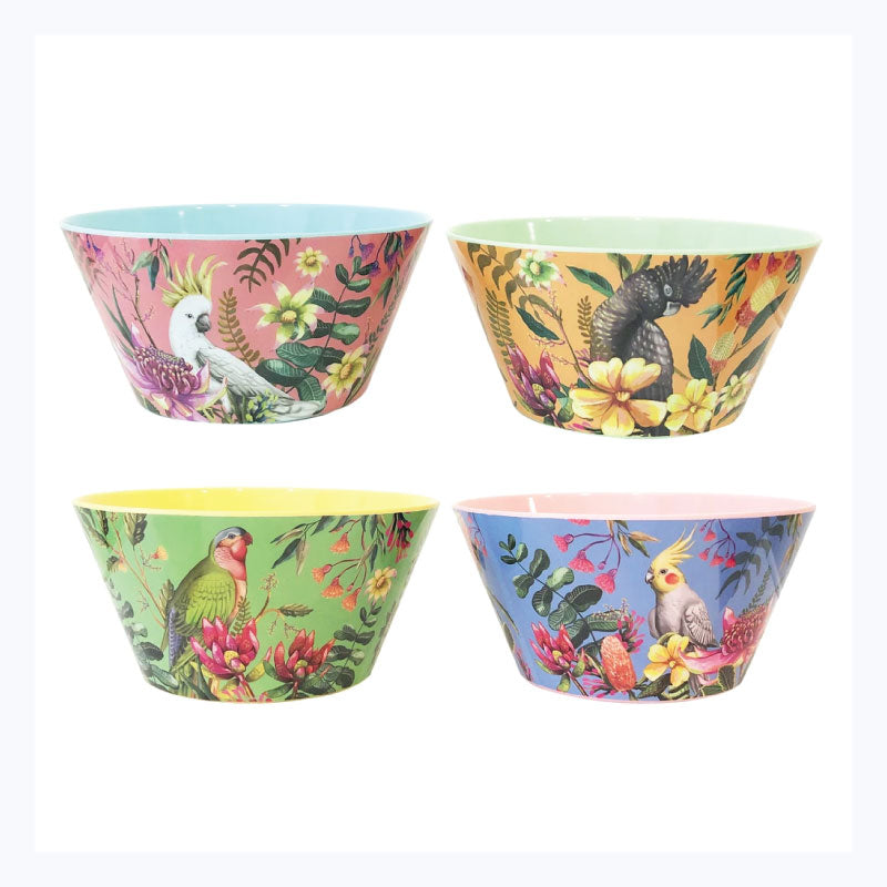 bowl set floral paradiso la la land