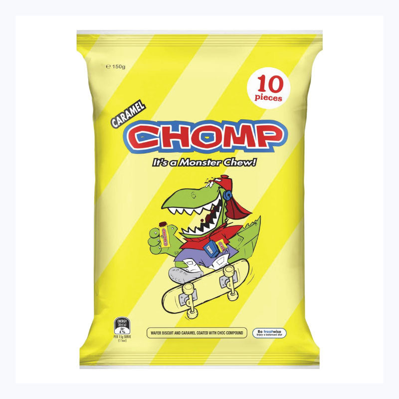 Chomp share pack