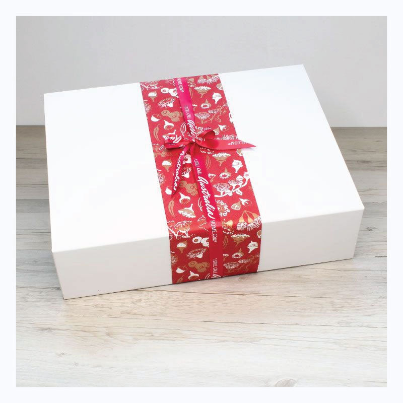 Australian christmas gift hamper box