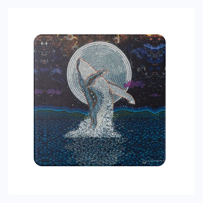 coaster dancing in the moonlight