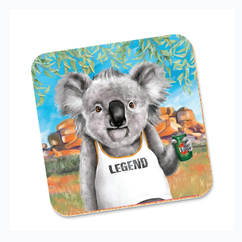 Coaster Koala Legend