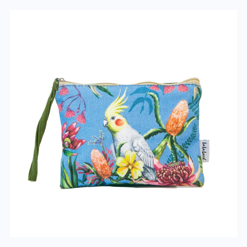 Coin Purse - Floral Paradiso