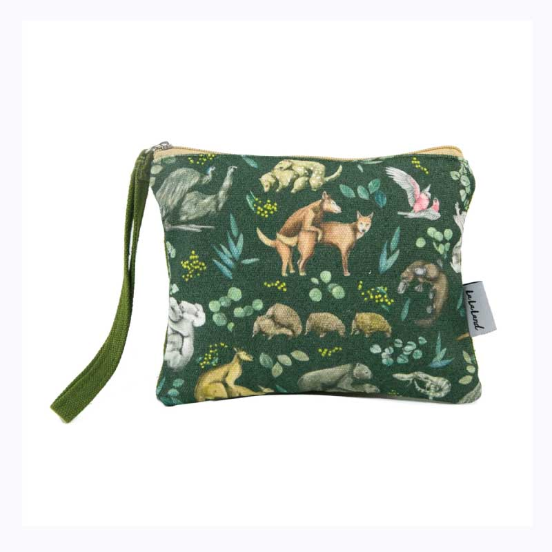 coin purse wild fur you