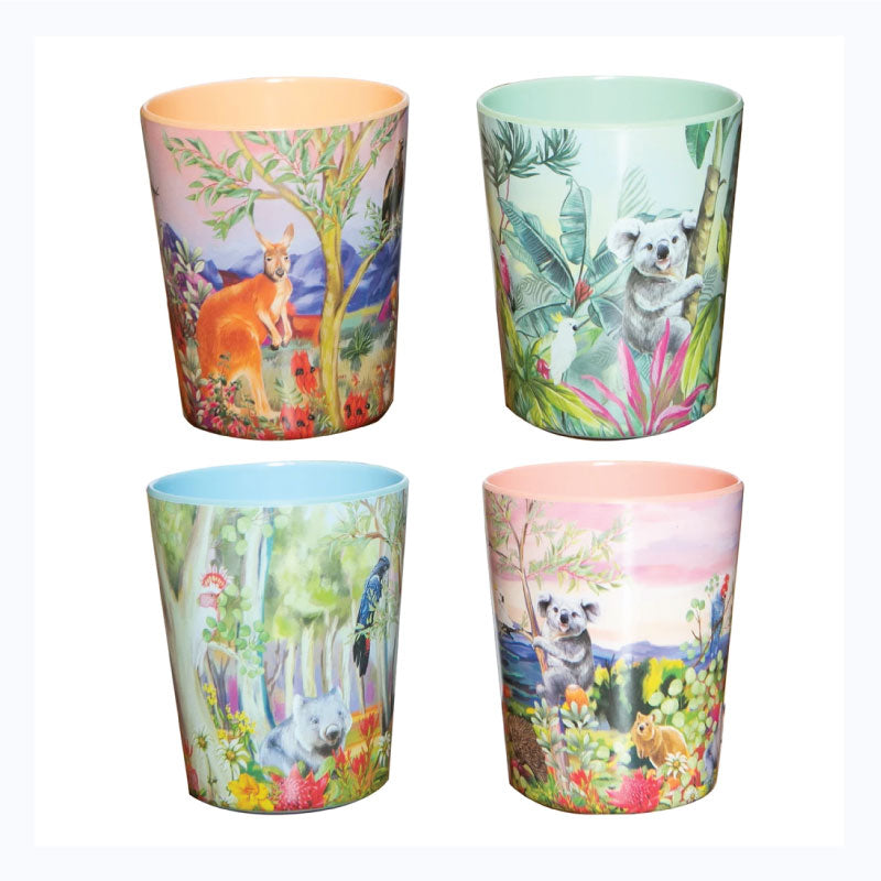 cup set nature dwellings