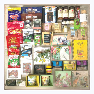 Deluxe Australian Treats Hamper