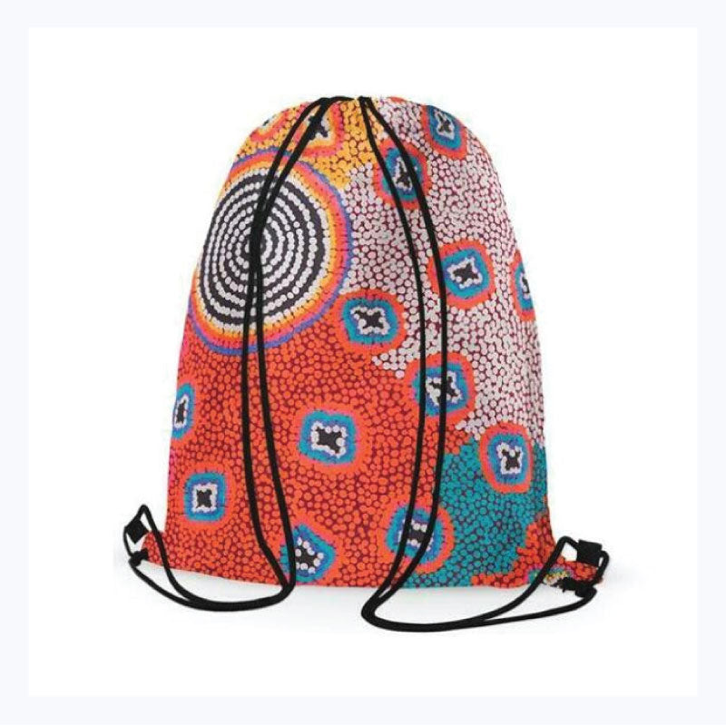 Drawstring Bag - Ruth Stewart