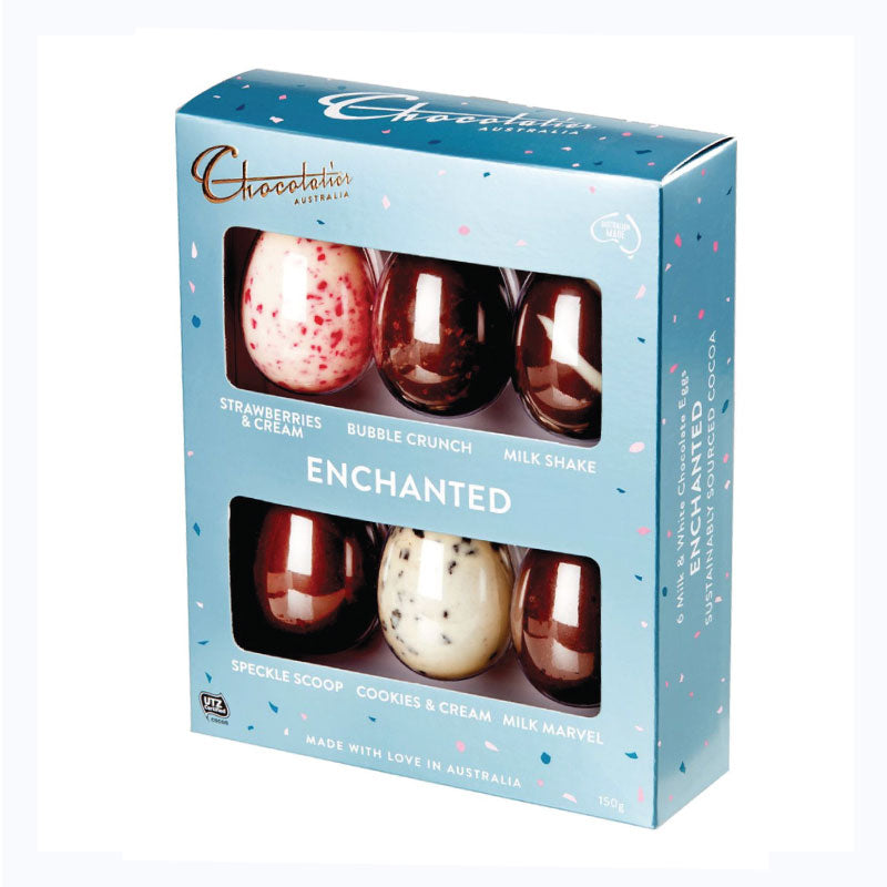 Enchanted Chocolatier Eggs