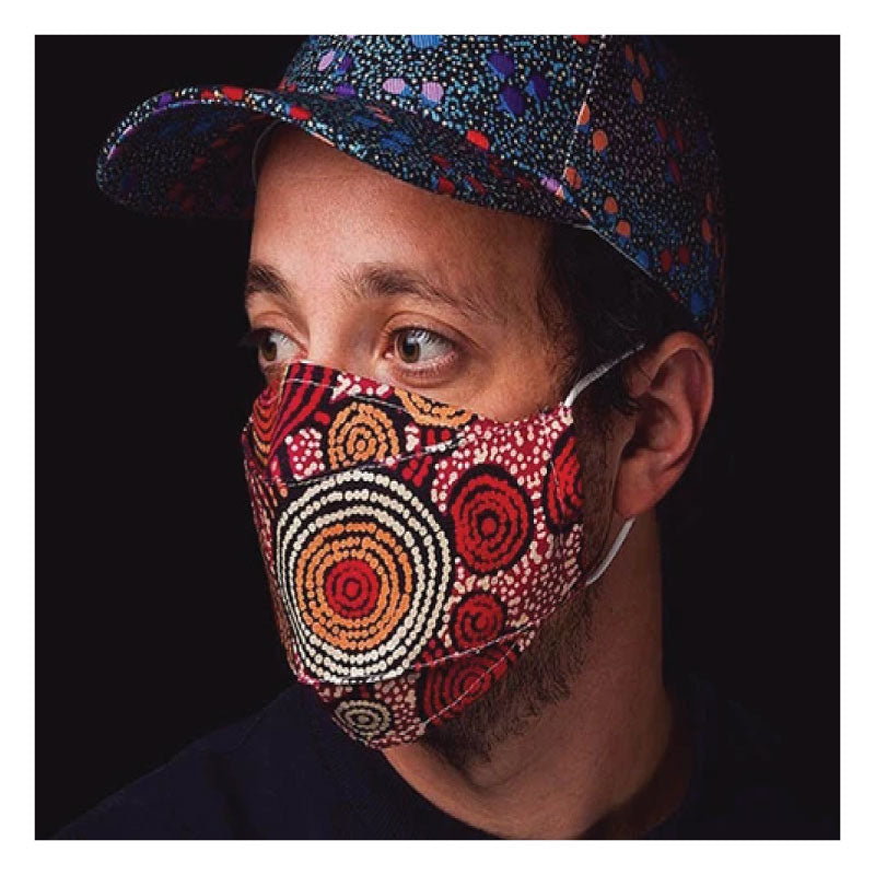 reusable face mask australian made otto sims