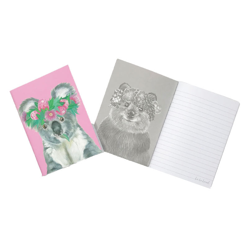 Flora Explorer Soft Cover Notebook