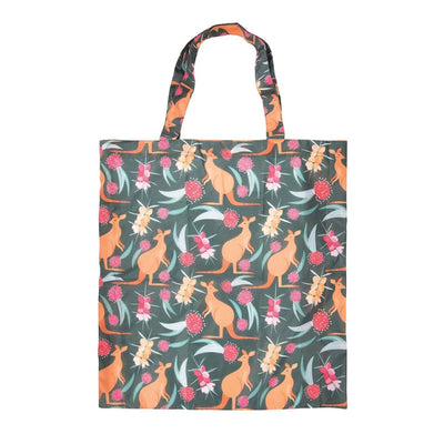 foldable shopper bag kangaroo