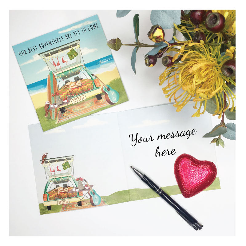 greeting card best adventures