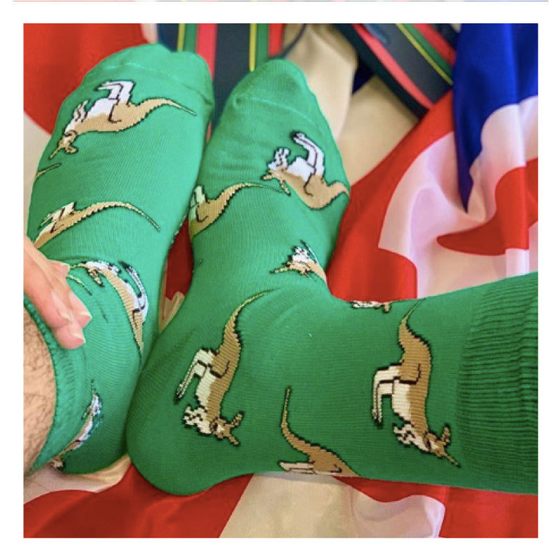 kangaroo-socks-green-lafitte